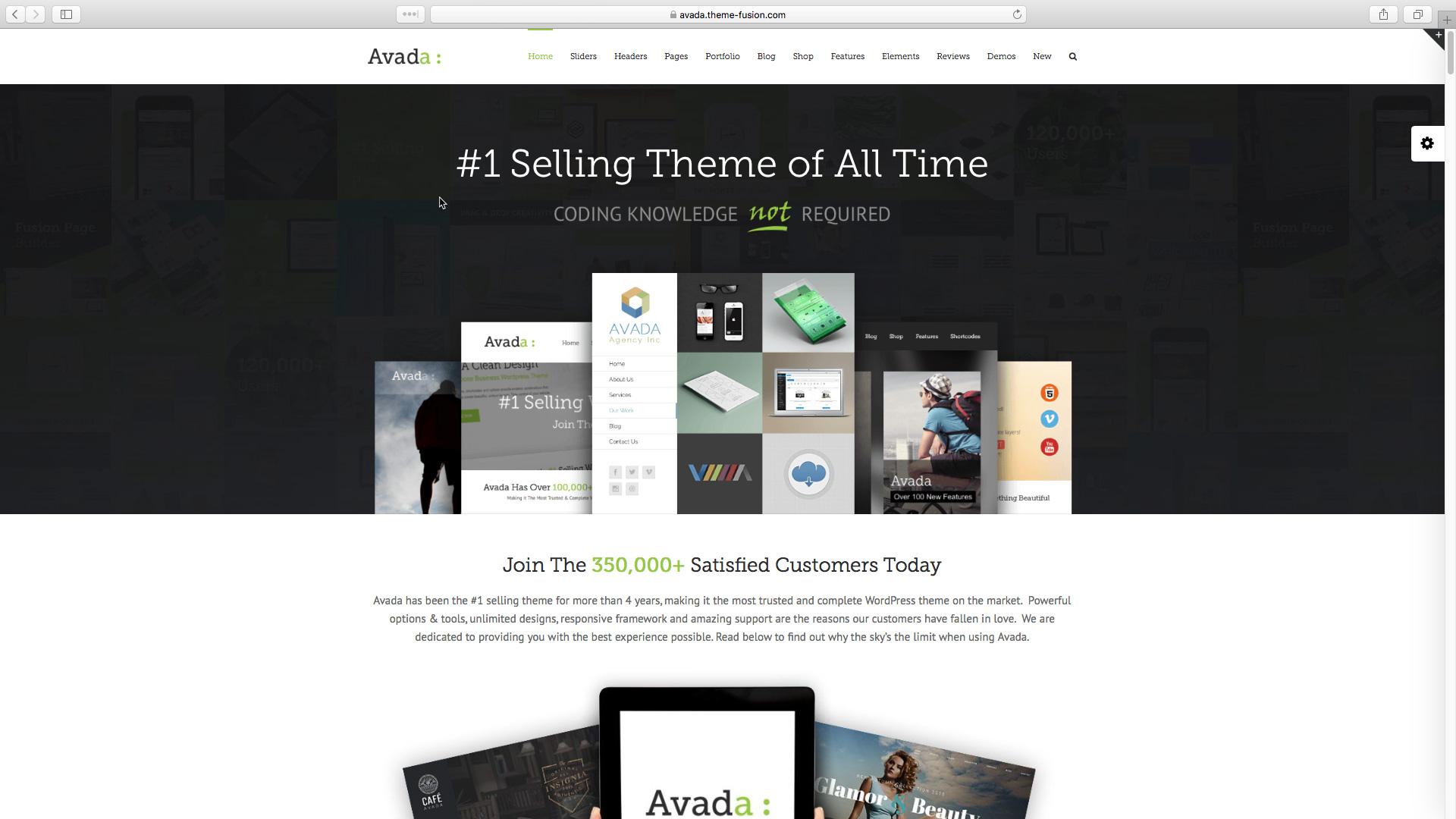 Avada | Responsive Multi Purpose Theme