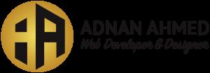 Adnan Ahmed - Logo